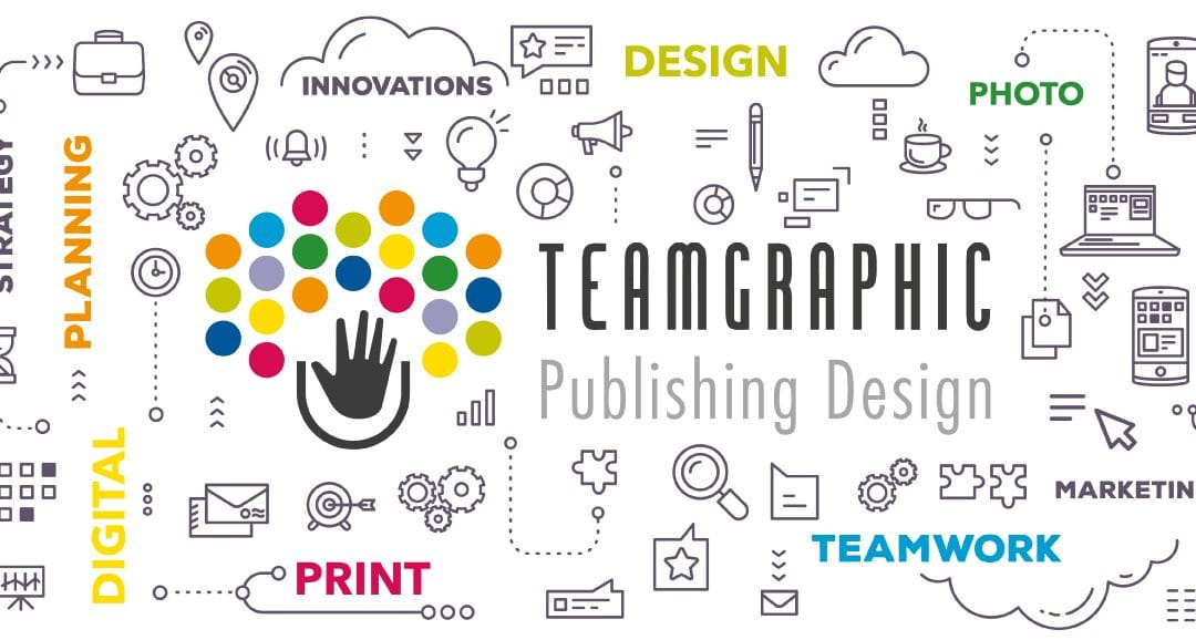 Teamgraphic Publishing Design