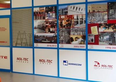 Realizzazione e allestimento magazzino NOL-TEC EUROPE