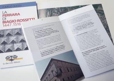 Progettazione, impaginazione e realizzazione libri de LE DUE ROSE. EDITORE